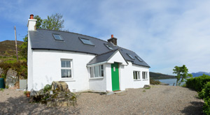 Self catering cottage on Skye